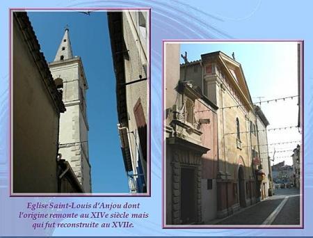 L'église paroissiale de Ferrières....(I)