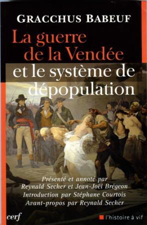 Gracchus Baboeuf dénonce le Populicide...