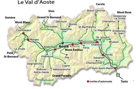 Aux marges du Palais... (V) : Val d'Aoste...