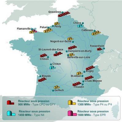 1970 : la France fait le choix du nucléaire...