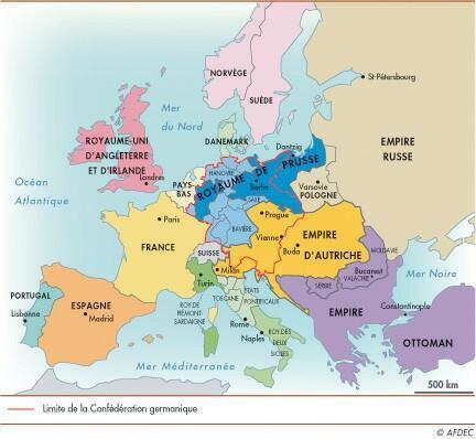 Après les Traités de 1815... (I)