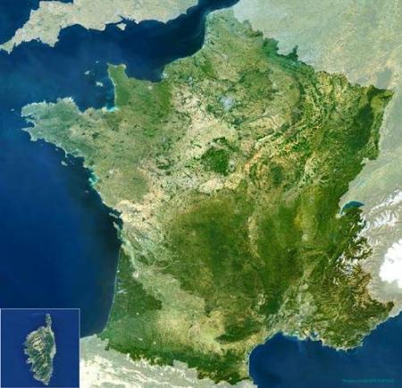 L'aventure France racontée par les cartes....