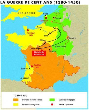Guerre de Cent ans (4/4) : deuxième rétablissement