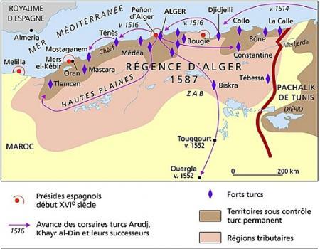 Conquête de l'Algérie (I)...