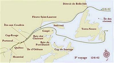 Navigateurs (III) : Jacques Cartier (II/II)