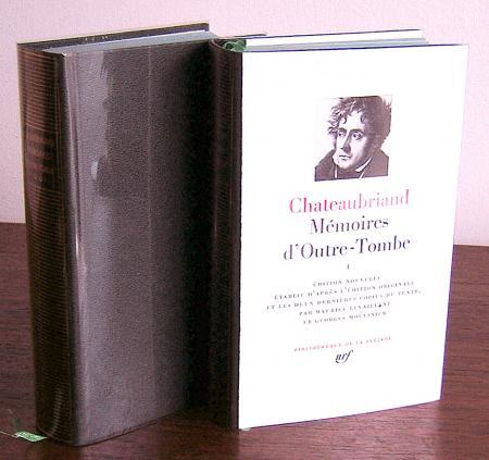 1848: Publication des Memoires d'Outre-Tombe.