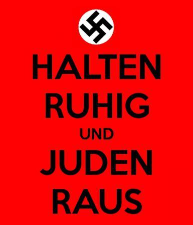 Dénonciations des persécutions juives...