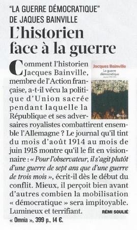 "Oeuvre majeure longtemps cachée : le ""Journal""..."