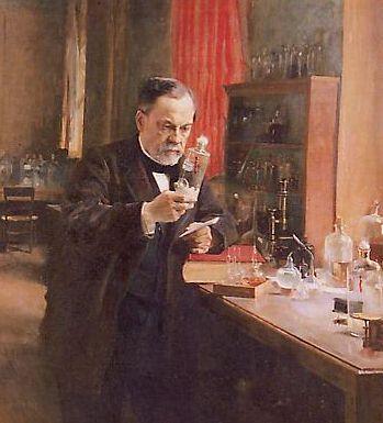 """Pasteur, et """"sa foi profonde"""""""