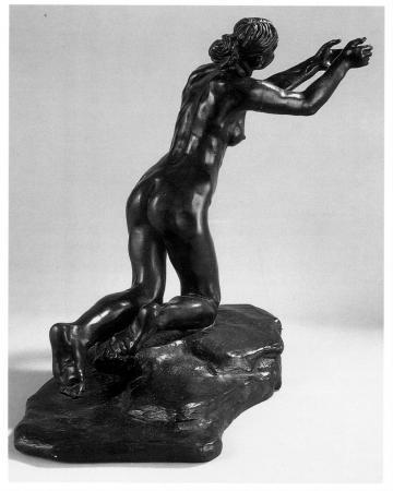 """Camille Claudel, """"artiste de génie""""..."""