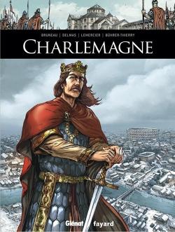 charlemagne,jaurès,b.d.,politique magazine,glénat éditeur,philippe ii,raoul vilain,l'humanité