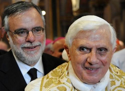 BENOIT XVI ANDREA RICCARDI.JPG