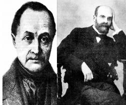 Comte, Spencer y Durkheim.jpg