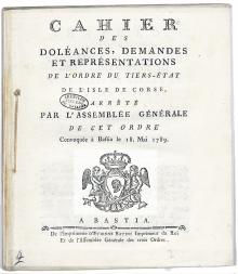 Cahier_des_doléances,_demandes_et_représentations_de_l'ordre_du_Tiers-État_de_l'Isle_de_Corse,_1_-_Archives_Nationales_-_B-a-34_dossier_.jpg