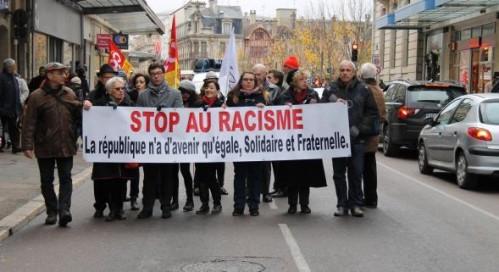 Marcher pour l 39 anti racisme ca ne marche plus la for Vmc ne marche plus