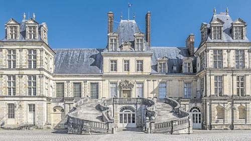 7 aout,fontainebleau,francois premier,henri iv,napoleon,ina