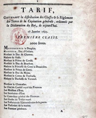 18 janvier,fronde,bainville,louis xiv,banque de france,napoleon,louvois,pontmain,becquerel