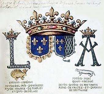 7 janvier,louis xii,anne de bretagne,hermine,charles viii,claude de france,françois premier,hiver de 1709,saint simon,blanchard,bernadette soubirous,charles peguy,alfred kastler