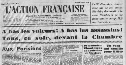 6 fevrier,louis xvi,insurgents,independance americaine,franklin,vergennes,turgot,bainville,la fayette,rousseau,rochambeau,camelots du roi,6 fevrier 1934