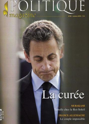 POLITIQUE MAGAZINE OCT 2010.jpg