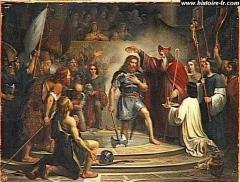10 novembre,saint martin du canigou,charles vii,rouen,jeanne d'arc,louis xi,couperin,robespierre,notre-dame de paris,chaumette,dupleix