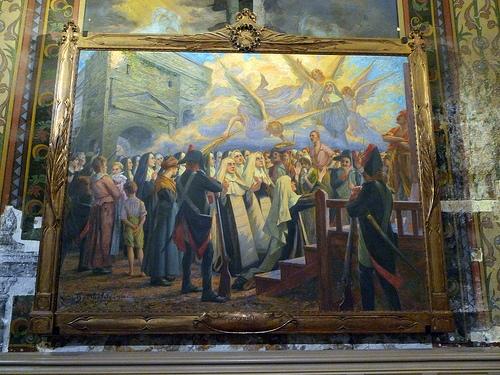 6 juillet,wagram,napoleon,pasteur,rage,parc national de la vanoise,marc bloch,martyres d'orange