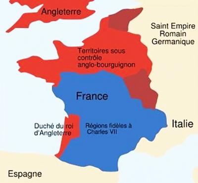 7 octobre,guerre de cent ans,cugnot,fardier,deux chevaux,canal du midi,riquet,louis xiv,charles vii