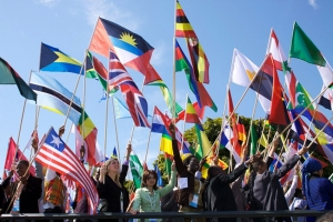 flags-of-170-countries-represented-at-oyw-2011-photo-by-one-young-world1.jpg