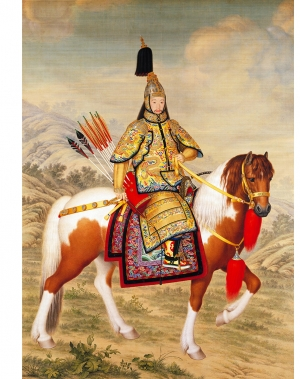 The_Qianlong_Emperor_in_Ceremonial_Armour_on_Horseback.jpg