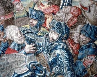 24 fevrier,te deum,pavie,françois premier,charpentier,la palice,marot,le brun,fouquet,vaux le vicomte,louvre,invalides,marly