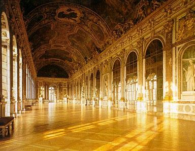 15 novembre 1684 inauguration de la galerie des glaces louis xiv au jour le jour - Cabinet mansart versailles ...