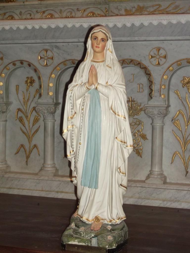 Navigation s lective sur le net chos des blogs des for Statue vierge marie pour exterieur