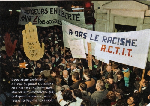 paoli,racisme,anti racisme,francité
