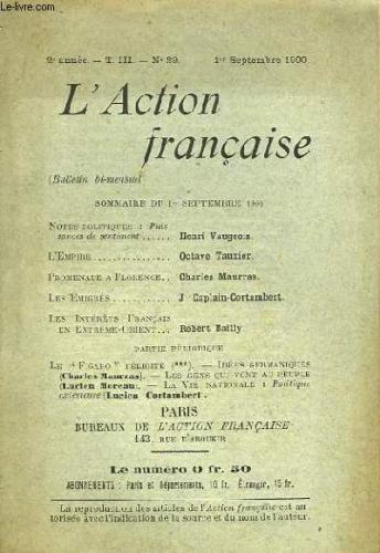 10 juillet,antonin le pieux,nimes,henri ii,coup de jarnac,proust,maurras,action française,revue grise,pie xii